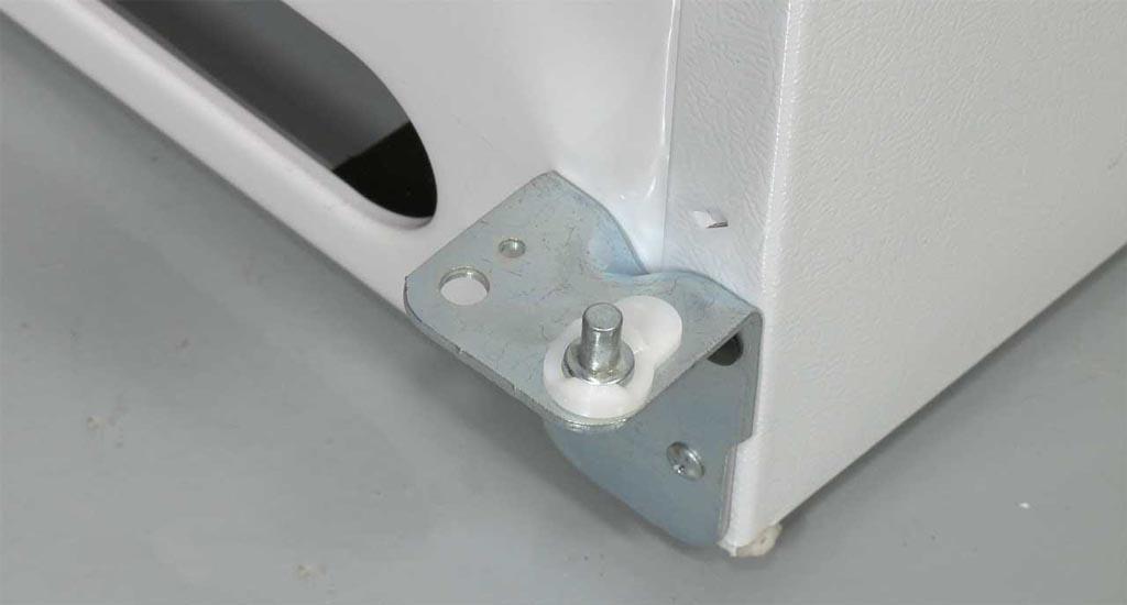 نحوه تعمیر لولای درب یخچال LG چگونه است؟