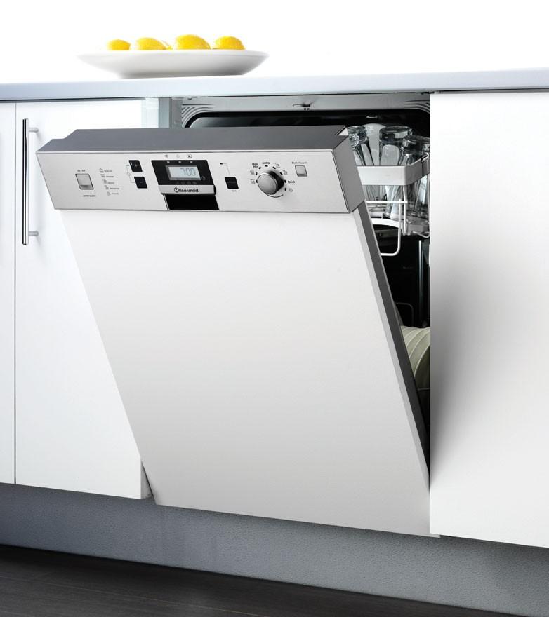 ریست کردن ماشین ظرفشویی