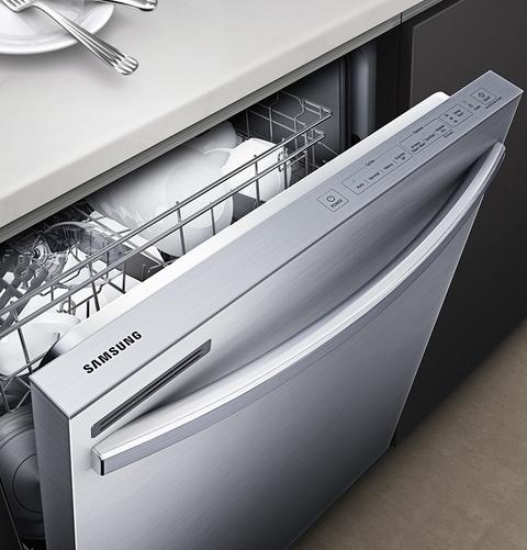 ریست کردن ماشین ظرفشویی سامسونگ