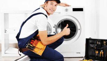 سوختن لباسشویی
