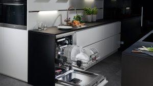 ایرادات رایج ماشین ظرفشویی