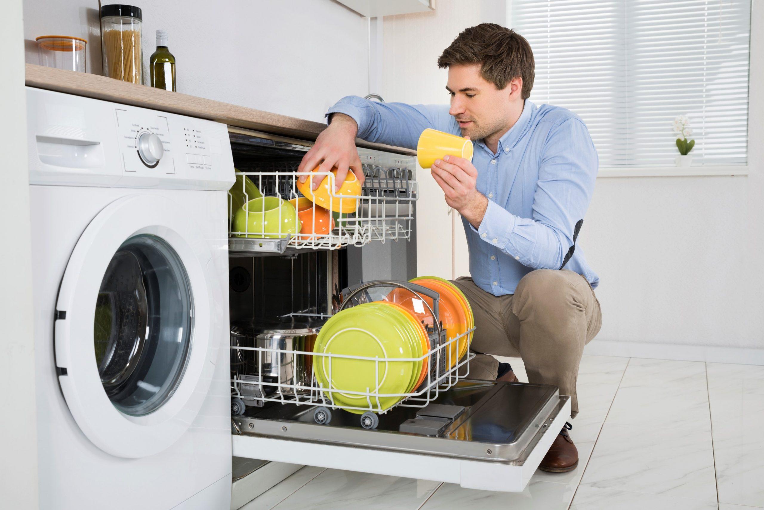 ایرادات ظرفشویی