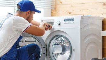 داغ شدن لباسشویی
