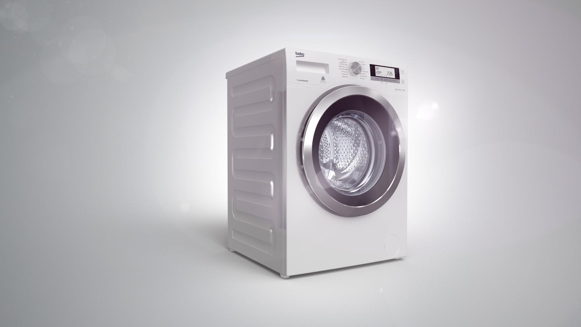 علت داغ شدن ماشین لباسشویی