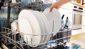 علائم سوختگی ماشین ظرفشویی