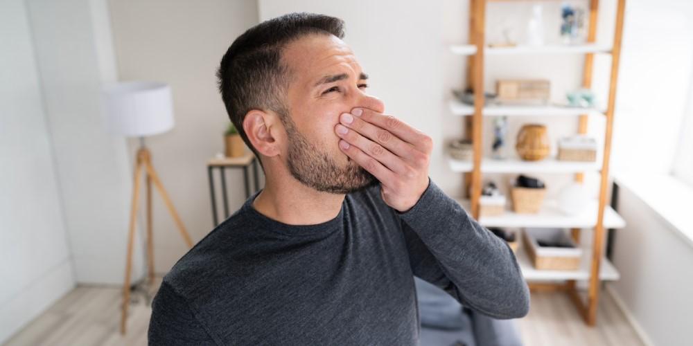 بوی بد کولرگازی