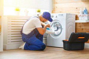 علت لرزش ماشین لباسشویی
